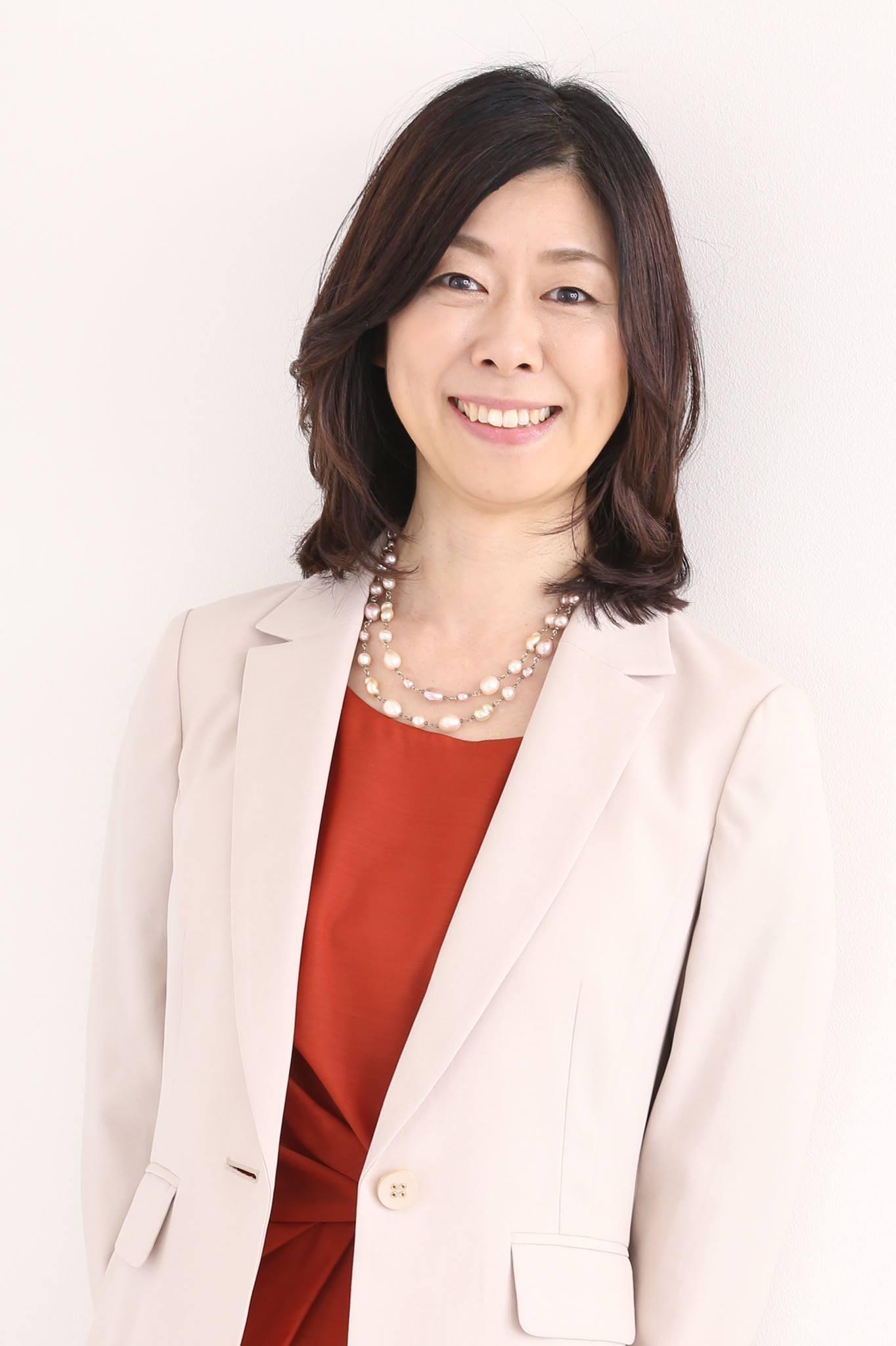 秋山友子の写真